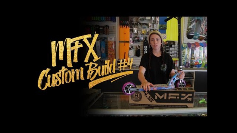Jess Boland MFX Custom Build 4