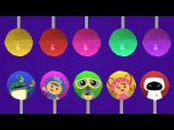 umizoomi wall-e finger family song