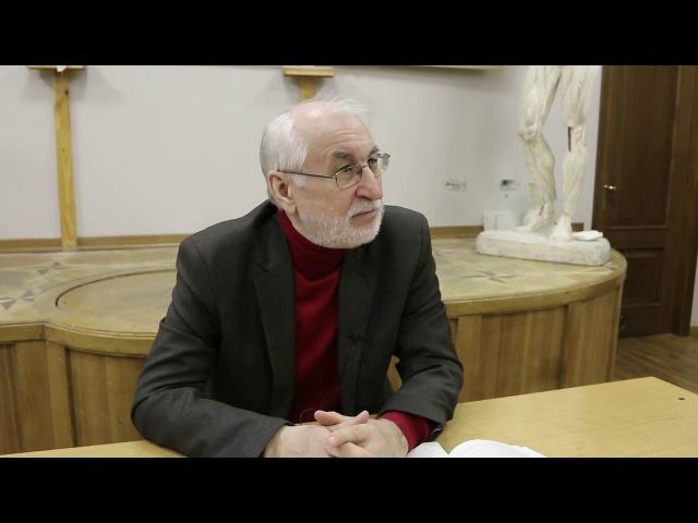 Виктор Арсланов. Лекция 19. Часть 1-3: «Жизнеописания» Вазари