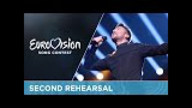 Sergey Lazarev - You Are The Only One (Russia) Second Rehearsal