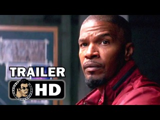 BABY DRIVER Official Trailer (2017) Jamie Foxx, Edgar Wright Action Movie HD