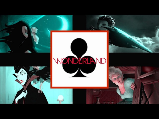 Non/Disney ~ Villain's MEP ∞ WONDERLAND ∞