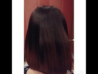 INOAR - КЕРАТИНОВОЕ ВЫРАВНИВАНИЕ - ровные волосы 6 месяцев, уходит пушистость, кончики перестают сечься!!! Качество волос карди