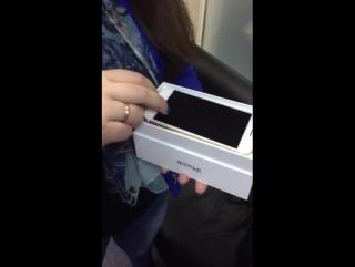 Вручение iPhone 7 от ПризываНет.ру