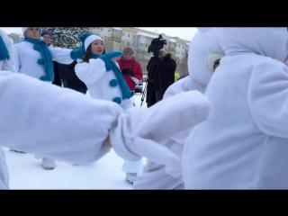 Mannequin Challenge (Манекен челлендж) - Старт года экологии на Ямале (1)