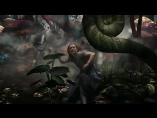 Алиса в стране чудес - Русский Трейлер (2010)