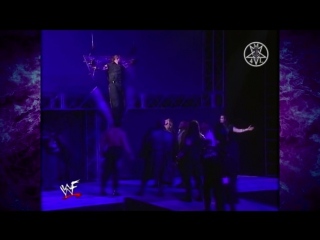 The Undertaker Attempts to Sacrifice Big Boss Man 1999