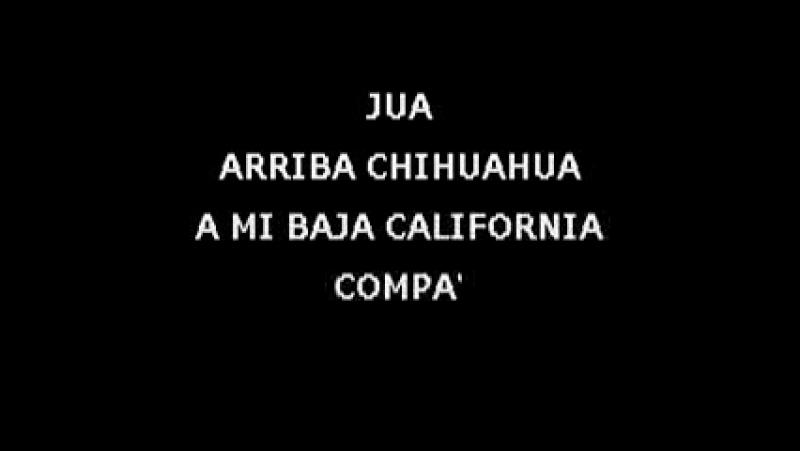 Los Tucanes de Tijuana El jefe X karaoke Videokar