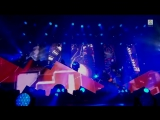 Alan Walker feat. Iselin Solheim - Faded (LIVE Performance) X-Games Oslo 2016
