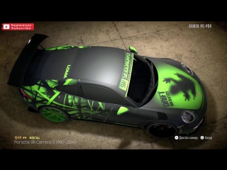 Porsche 911 Carrera S NFS 2015 Тюнинг _ Tuning _ Customization _ Wraps