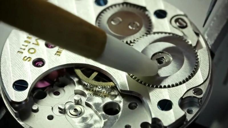 Nomos watchmaking