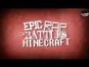 Майнкрафт vs Копатель.Эпичная Рэп Битва!