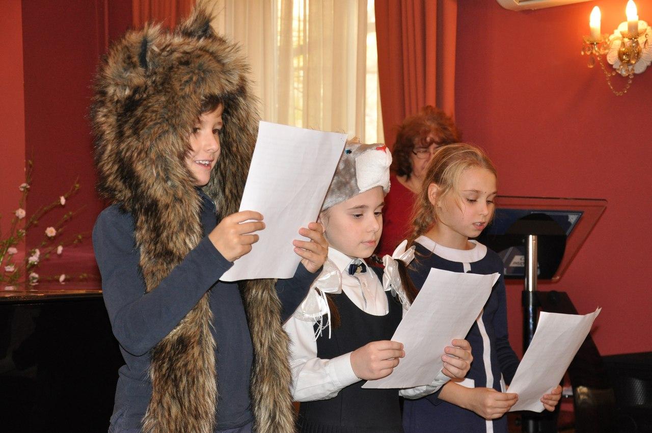 В библиотеке Данте Алигьери прошел конкурс выразительного чтения