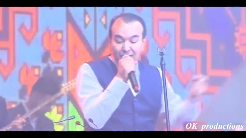 Ozbek, Turkmen aydym aytyar (Ozodbek Nazarbekov- Yanyna Geldim)