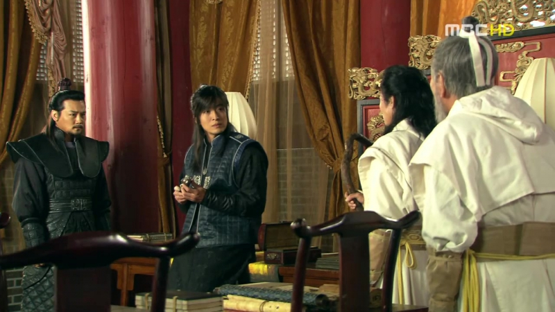 23-Легенда о четырех стражах Небесного владыки - Южная Корея