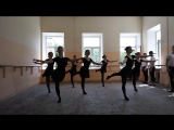 Екзамен з класичного танцю)