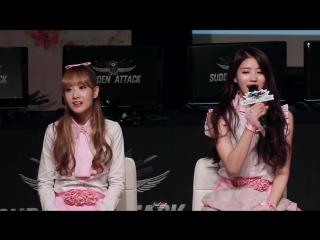[160625] Mijoo - Talk @ Sudden Attack