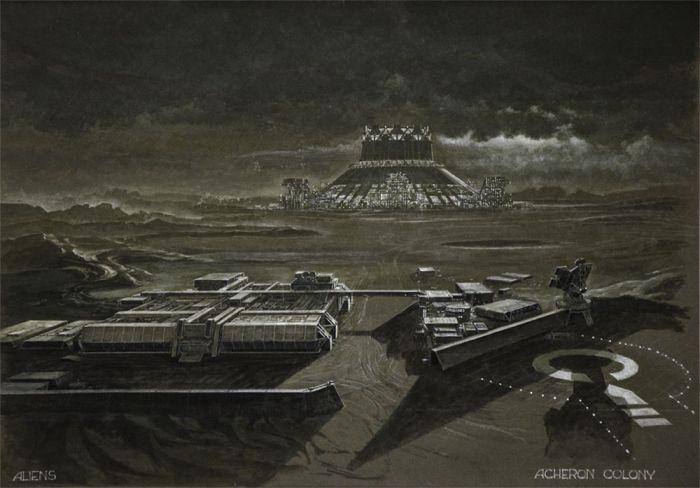 Внеземная база