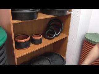муфты и манжеты для подключения трубы в колодец