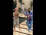 February 27: DJ Khaled's video via Snapchat
