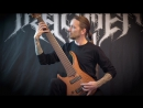 FIRST FRAGMENT - GULA (Fretless Bass Playthrough) by Dominic Forest Lapointe