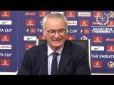 Ranieri's shit English
