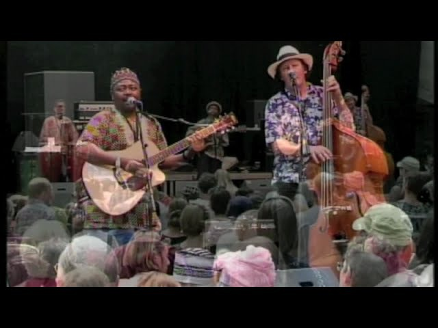 Doctor King'esi Band Afro Pfingsten Winterthur 2009 1 3