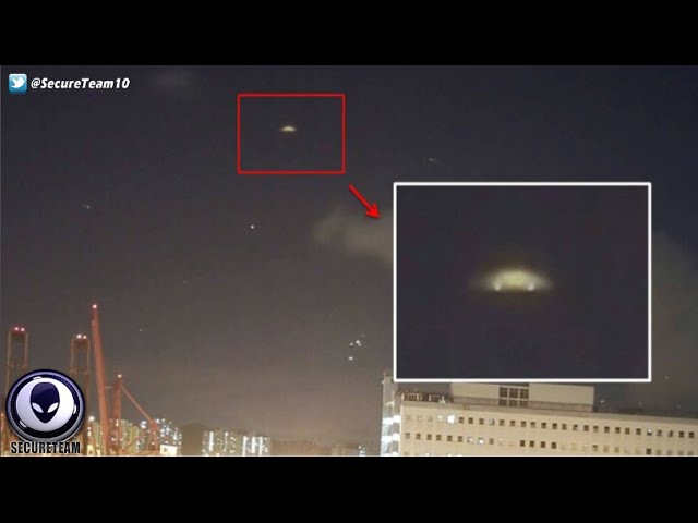 Seattle Mystery! UFO Sightings Increase On and OFF The Planet 6/22/16