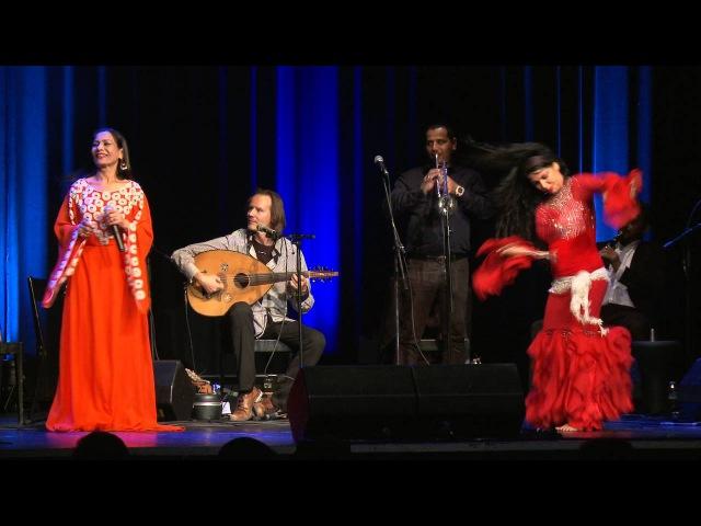 El Hachaa Sajeda Obied Assala Ibrahim @ Gypsy Festival Switzerland
