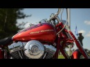 HARLEY GUITAR,  LIVE TO RIDE by The Swamp Drivers