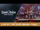 Wig Wam - In My Dreams (Norway) Live - Eurovision Song Contest 2005