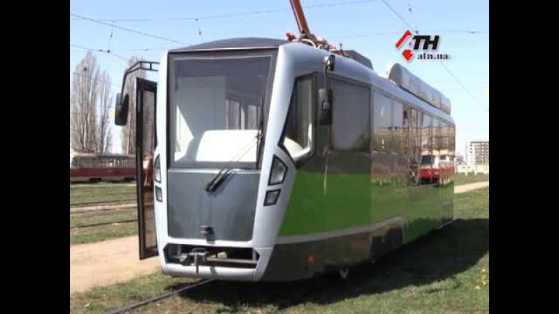 В Харькове показали трамвай собранный Салтовским депо. Чем хорош и во сколько об...
