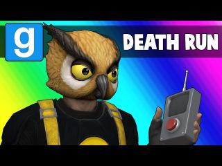 Gmod Deathrun Funny Moments - The Owl's Cave! (Garry's Mod)
