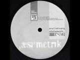 Inigo Kennedy - Untitled A1 - Preliminary Statements EP - Asymmetric  ASY 001