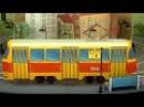 Аркадий Паровозов спешит на помощь Серия 91 Трамвай мультики для детей