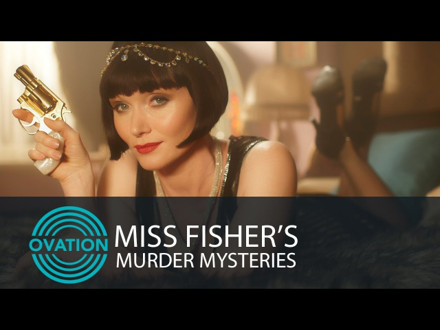 Miss Fisher's Murder Mysteries Promo