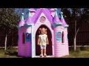 СУПЕР ЗАМОК ПРИНЦЕССЫ Большой Игрушечный Домик Игры Для Девочек Disney Princess Play Castle