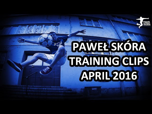 Paweł Skóra - Training clips - April 2016
