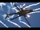Apache Attack Helicopter (AH-64) Shoot to Thrill (ACDC)