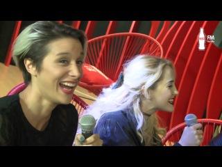 Mechi Lambre y Nico Riedel en Coca-Cola For Me