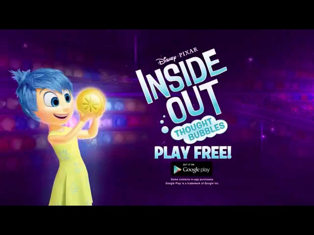 Inside Out Thought Bubbles Google Play