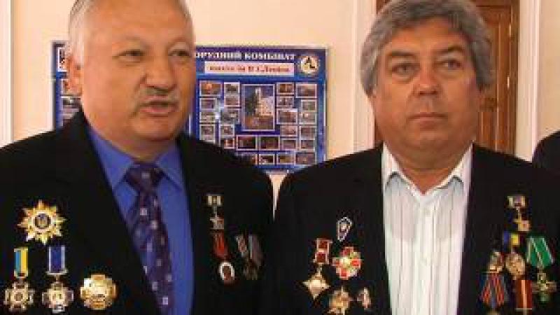 Вшанування чорнобильців у Тернівському районі