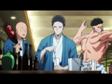 One Punch Man | Onepunch Man | Ванпанчмен OVA/special #6 [русская озвучка JAM] [AniDub] HD