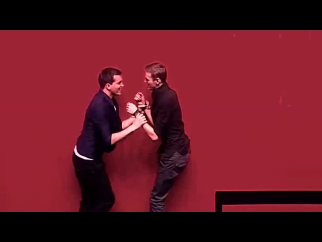 Scream/Артон/Арсений Попов и Антон Шастун