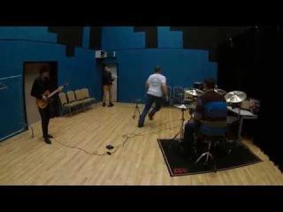 Секретная репетиция в Янтарь-Холле. Гитарный техник DEmelyanov