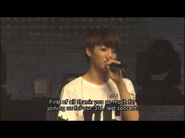BTS _ ROAD/ PATH Live @ the concert