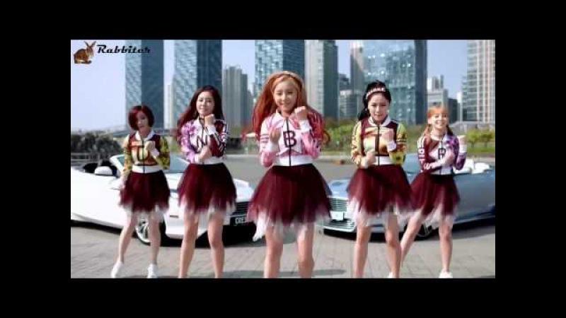 Мужиков надо любить - T.V.O.D. / Tren-D, свежий и яркий клип кореянок