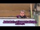 Mädchen ermahnt Poroschenko. Wird ihn nicht wählen, wenn er sie weiter bombardiert