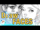 Tutorial - 2 ways to start a face!