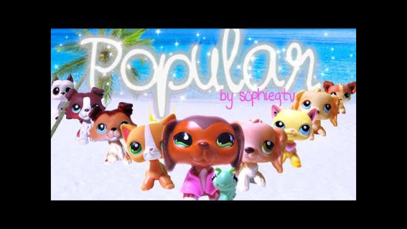 Littlest Pet Shop Popular New Mid Season Opening Sequence